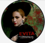 EVITA (Anniversary) - LP EXCLUSIVE PICTURE DISC